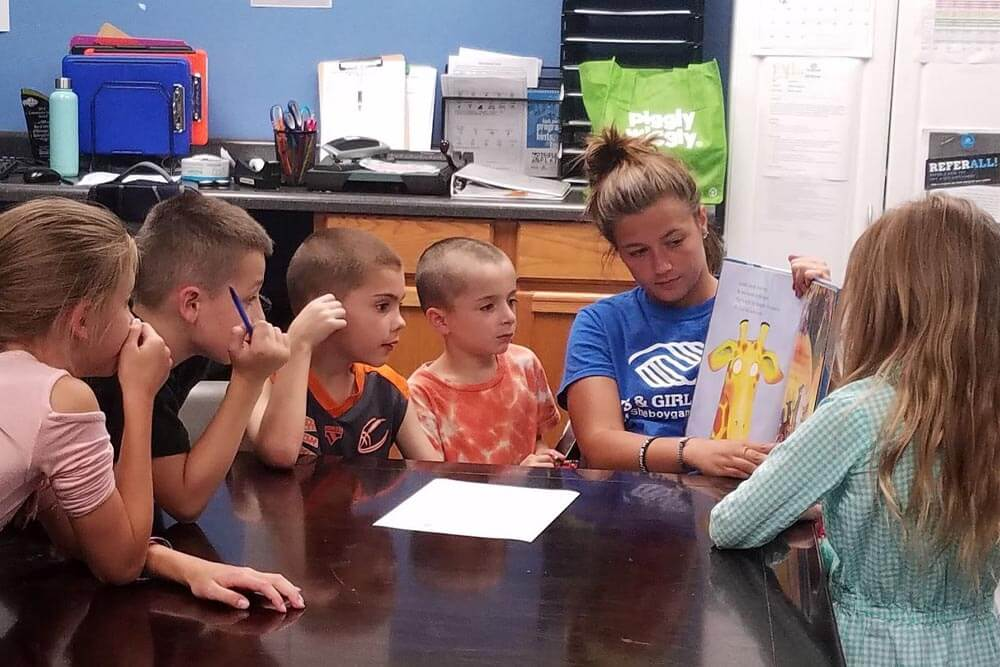 boys and girls clubs of sheboygan county academic success programs