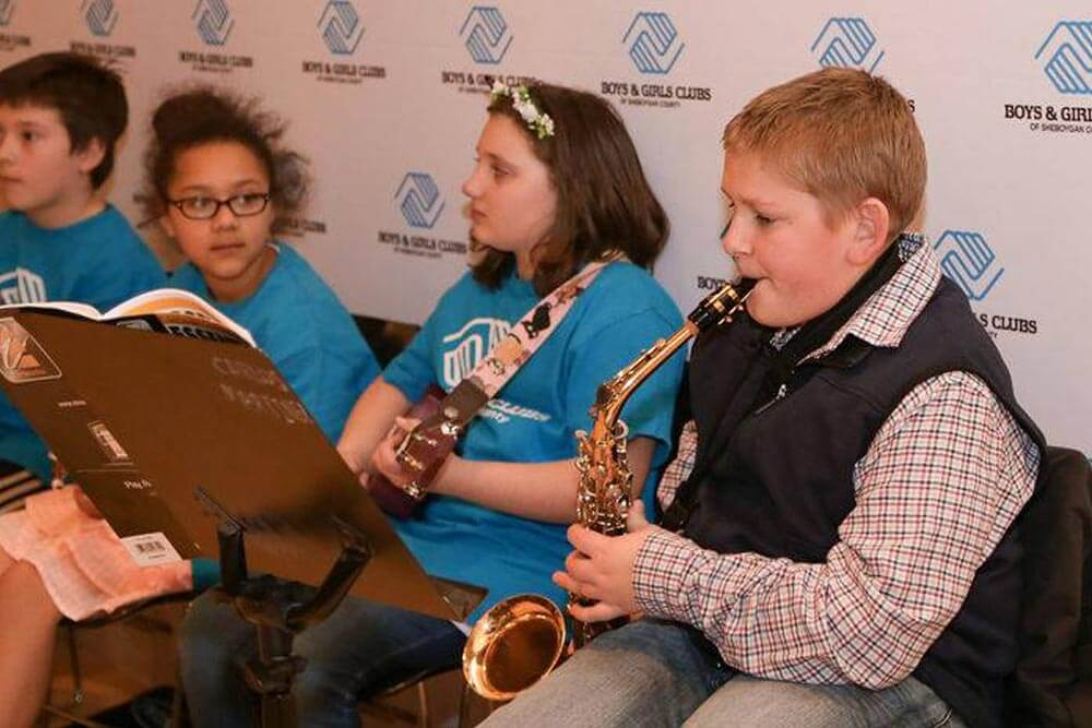 boys and girls clubs of sheboygan county art and leadership event 2019