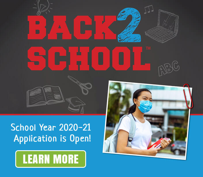 The Boys & Girls Clubs of Sheboygan County online application for the 2020-21 School Year is now open!